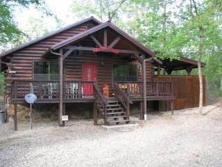 Secluded Privacy - Broken Bow Lake / Beavers Bend - Oklahoma vacation rentals