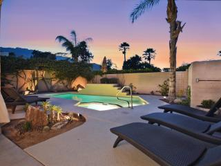 Palm Springs Retreat with private pool/spa - Palm Springs vacation rentals