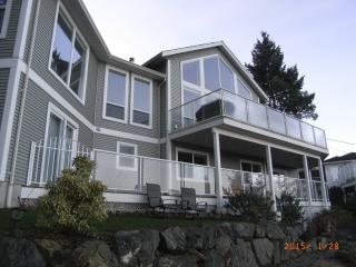 Nanaimo Ocean View B&B one queen bed suite - Nanaimo vacation rentals