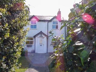LLYS EIFION, semi-detached, three bedrooms, gardens, opposite owner's hotel, in Talybont, Ref 923185 - Snowdonia National Park vacation rentals
