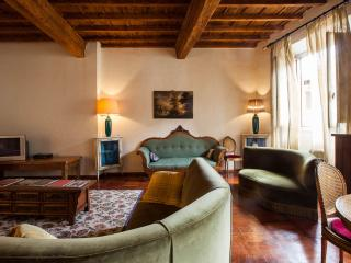 Large central Florence apartment with parking, lift and wi-fi - Florence vacation rentals