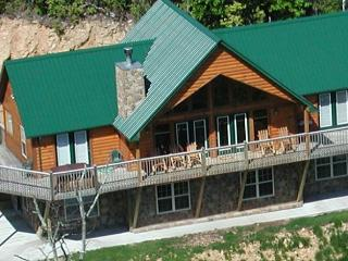 Majestic Views, Game Room, Bose Surround Sound, Tickets For Area Attractions - Wears Valley vacation rentals