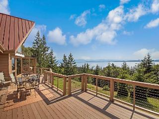 NEWLY LISTED! Amazing Westside WATERVIEW! (High Haro Retreat) - San Juan Islands vacation rentals