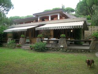 Tasteful part-villla surrounded by greenery - Castiglione Della Pescaia vacation rentals