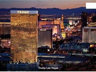 Trump Studio 1 king Bed 600sqf 46th Floor - Las Vegas vacation rentals