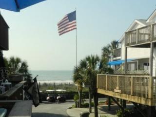 Ocean Front Resort, Great Ocean View, free wi-fi - Myrtle Beach vacation rentals