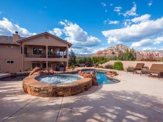 Sedona Grand - Pool-Spa - Red Rock Views - Luxury - Sedona vacation rentals