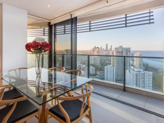 Oracle Resort 2 Bedroom - Level 28 Ocean View - Broadbeach vacation rentals