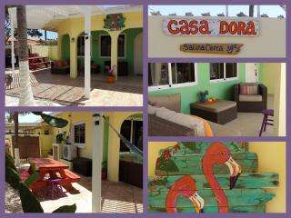 CASA DORA Aruba, colorful  2-bedr apt, close2beach - Noord vacation rentals