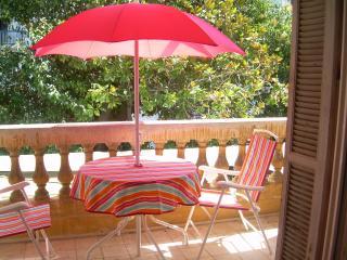 Haut de villa Cagnes s/mer - Cagnes-sur-Mer vacation rentals