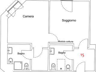 Bilocale 15 - Lake Maggiore vacation rentals