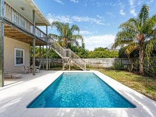 Beach Haven St Augustine, Private Heated Pool, Ocean View - Saint Augustine vacation rentals