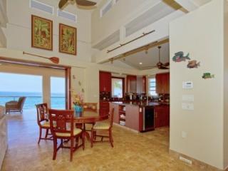 Hale Moana Kona. Ocean Front Home in Kailua-Kona - Waikoloa vacation rentals