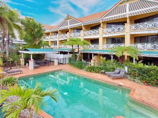 Waterfront Terraces One Bed on the Esplanade Apt11 - Cairns District vacation rentals