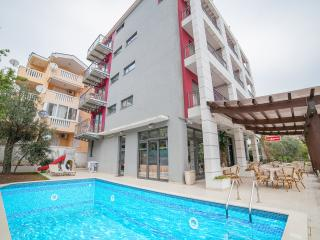 Hotel Petrovac - Double Room with Balcony and Partial Sea View 1 - Petrovac vacation rentals
