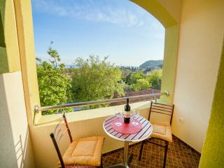 Pansion Nobel - Double Room with Balcony and Sea View 2 - Buljarica vacation rentals