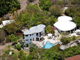 Deluxe villa with white sand beach access. MAV OTR - Virgin Gorda vacation rentals