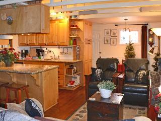 Romantic luxury cabin w/spa, WiFi, BBQ, Nice Yard - Big Bear Lake vacation rentals