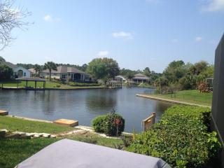 Palm Coast, Fl. On The Canal - Palm Coast vacation rentals