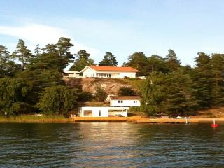 Amazing seaside property in Stockhom archipelago - Stockholm County vacation rentals