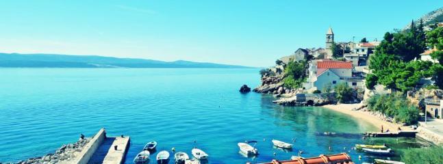 Blue Apartment  Pisak Dalmatia - Image 1 - Pisak - rentals
