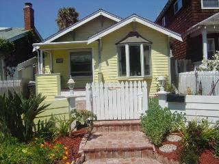 Beach Cottage - San Diego vacation rentals