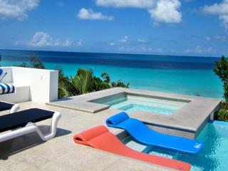 Luxury 5 bedroom Anguilla villa. Beachfront - Privacy - Anguilla vacation rentals