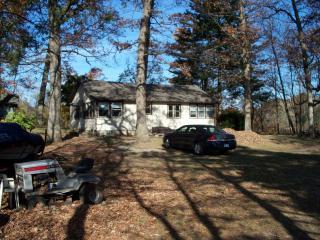 Hudson Lake front property - 3 bedroom, large lot - New Carlisle vacation rentals