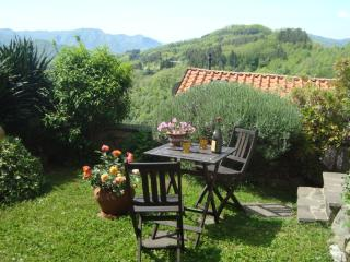 Panoramic traditional stone house - Bagni Di Lucca vacation rentals