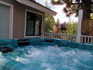 FREE 3rd NIGHT! CLOSE to LAKE!    10 to 12 ppl. HOT TUB! FIREPLACE! GameRoom - Big Bear City vacation rentals