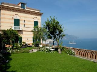 Euthalia a luxury home in Amalfi with dominating VIEW of the town - Praiano vacation rentals