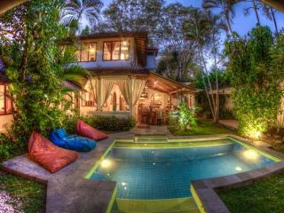 Beautiful 5 bdm/4 Bath,50meter off Seminyak beach! - Seminyak vacation rentals