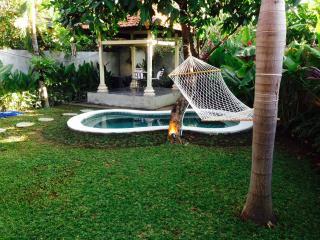 Romantic Villa in popular street - Canggu vacation rentals