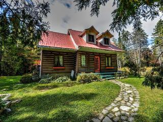 Magical little cottage in Sainte-Adele, Quebec - Val David vacation rentals