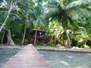 Un Puerto Particular, Eco-home - Isla Bastimentos vacation rentals