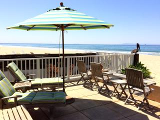 Beachfront Bliss - Santa Barbara County vacation rentals