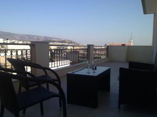 3 bedroom luxury penthouse with Acropolis views - Athens vacation rentals