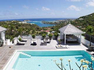 Lovely Swedish design villa with splendid view over Marigot Bay WV KAM - Marigot vacation rentals
