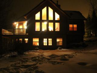 Luxury Log Home near St Sauveur and Morin Heights - Quebec vacation rentals