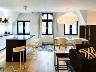 BRAND NEW - Modern Apt. next to Grand Place: 100m² - Brussels vacation rentals