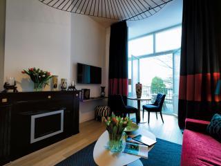BRAND NEW Elegant Apt. with Terrace - Av Louise - Ixelles vacation rentals