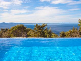 Old dalmatian house with pool and great view !! - Tucepi vacation rentals
