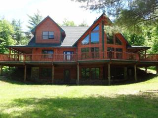 Lake Placid Whiteface Spectacular Home with Views - Upper Jay vacation rentals