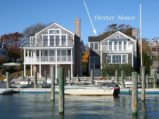 THARD - Luxury Home, Waterfront, Harborfront, Central Air, Hi Speed Internet - Edgartown vacation rentals