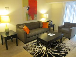 Lux 1BR w/ balc near Bethesda Row - Capital Region vacation rentals