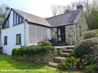 Pet Friendly Holiday Cottage - Nant Y Blodau Newydd, Newport - Newport vacation rentals