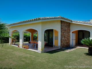 Ziasimius - Villa Luna su Forreddu - Villasimius vacation rentals