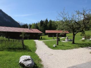 Vacation Apartment in Ruhpolding - 1130 sqft, relaxing, beautiful, natural (# 5308) - Ruhpolding vacation rentals
