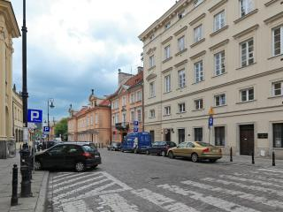 Apartment Franciszkańska - Old Town - Warsaw - Central Poland vacation rentals