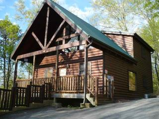 Adohi Lodge: Luxury Cabin - Dollywood < 5-miles - Sevier County vacation rentals